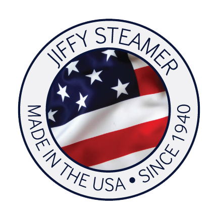 Jiffy Steamer Made in the USA since 1940